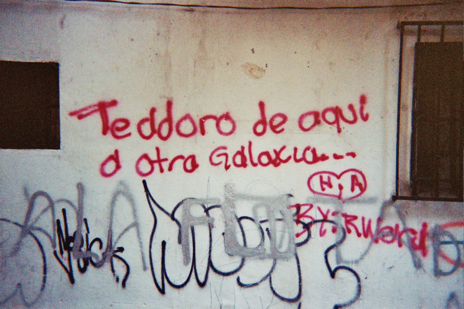 Cotidianidades de Aitziber Redondo Iturregui